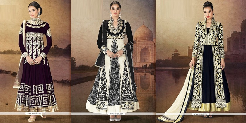 How to look gorgeous like Bollywood actresses in anarkali suits